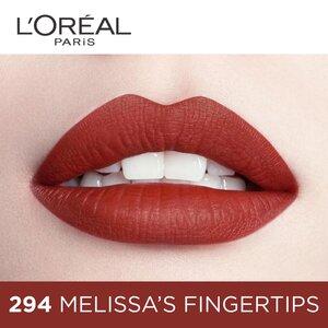 Son Lì Mượt Môi L'Oreal Paris 294 Melissa's Fingertips 3.7g