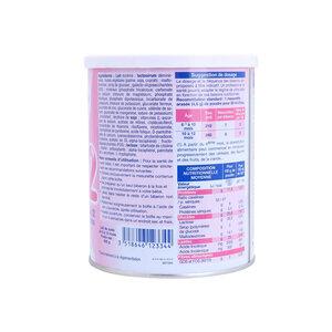 Sữa Bột Dinh Dưỡng Physiolac Số 2 400g (Trẻ Từ 6-12 Tháng)