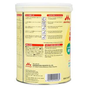 Sữa Bột Trẻ Em Morinaga 6-36 Tháng Tuổi 850 Gram (Hàng Nhập)