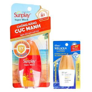 Sữa Chống Nắng Dưỡng Da Sunplay SPF81 PA++++ 30g