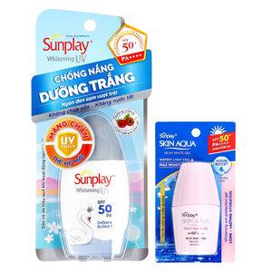 Sữa Chống Nắng Dưỡng Sáng Da Sunplay SPF50/PA++++ 30g