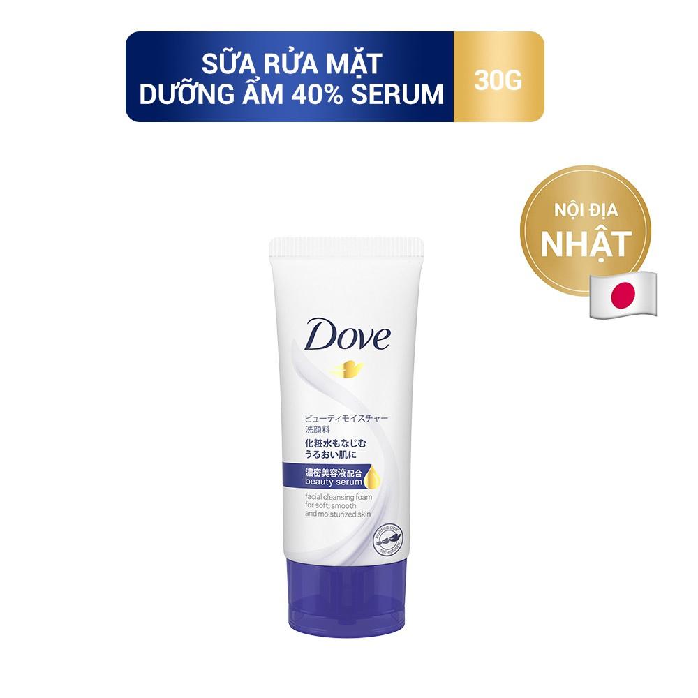 Mua Dove Bất kỳ tặng SRM Dove 30g (SL có hạn)