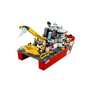 Tàu Thủy Cứu Hỏa Lego