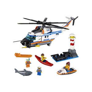 Trực Thăng Cứu Hộ Biển Lego