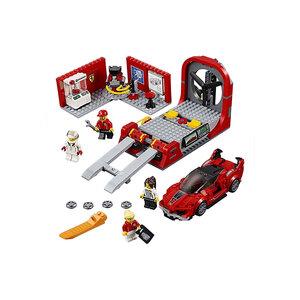 Trung Tâm Nghiên Cứu Phát Triển Ferrari Fxx K Lego