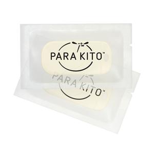Viên Chống Muỗi PARA'KITO™ Kèm Móc Cài Họa Tiết Chấm Bi PCLIP06 (Loại 2 Viên)