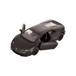 Xe Chạy Trớn Lamborghini Huracan (Đen Mờ) Rmz Lp610-4