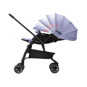 Xe Đẩy Trẻ Em Aprica Luxuna Comfort CTS Blue