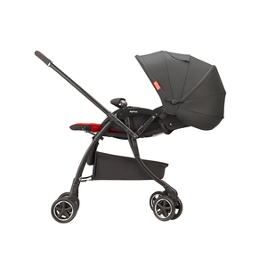 Xe Đẩy Trẻ Em Aprica Luxuna Comfort CTS Red