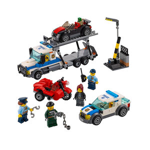 Xe Vận Chuyển Phi Pháp Lego