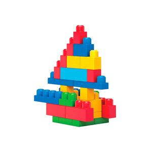 Xếp Khối Cơ Bản Túi Lớn (80 Khối) Mega Bloks