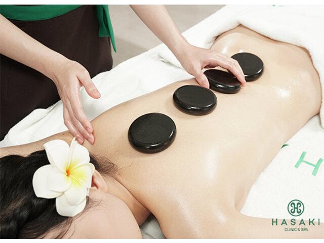 4 công dụng của massage đá nóng bạn không thể nào bỏ qua