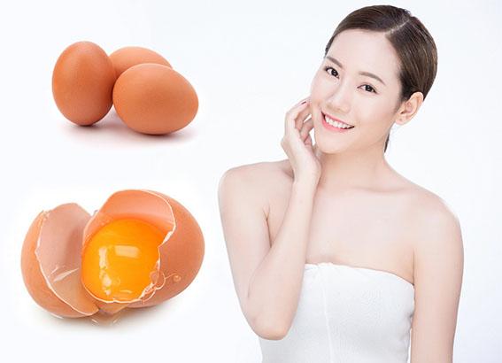 Những cách làm đẹp từ trứng gà hiệu quả