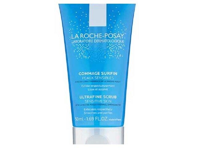 [Review] Đánh Giá Gel Tẩy Tế Bào Chết La Roche PosayUltra Fine Scrub Sensitive Skin