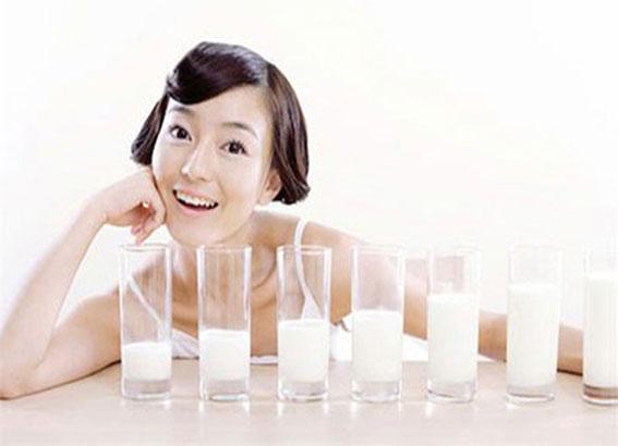 Những cách làm đẹp bằng sữa tươi hiệu quả