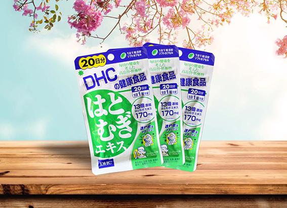 Viên uống trắng da DHC của Nhật có tốt không? Mua chính hãng ở đâu?