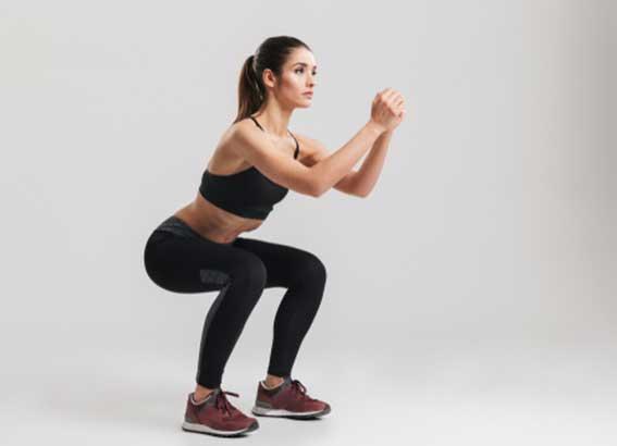 Tổng hợp các cách giảm cân phần mông giúp chị em tự tin hơn
