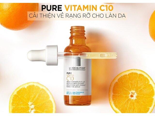 Serum vitamin C dùng có tốt không?