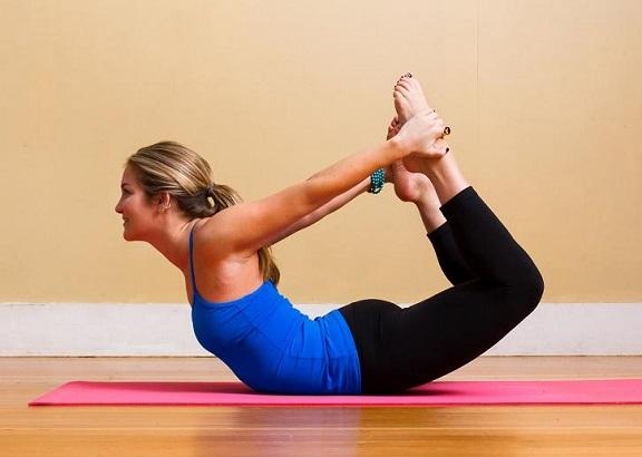 Bài tập Yoga giảm mỡ bụng dưới cho nữ, thu gọn vòng eo