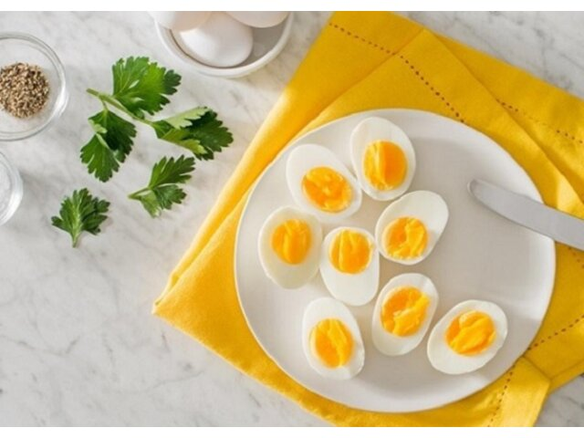 Giảm béo bằng trứng luộc trong vòng 2 tuần, tại sao không?
