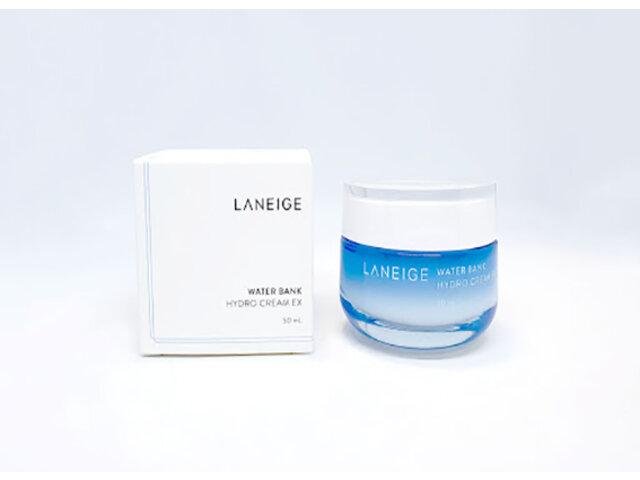 Review Kem Dưỡng Ẩm Laneige Cho Da Dầu: Laneige Water Bank Hydro Cream EX