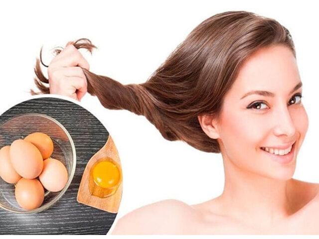 Cách dưỡng tóc bằng trứng gà cho tóc khỏe đẹp từ gốc