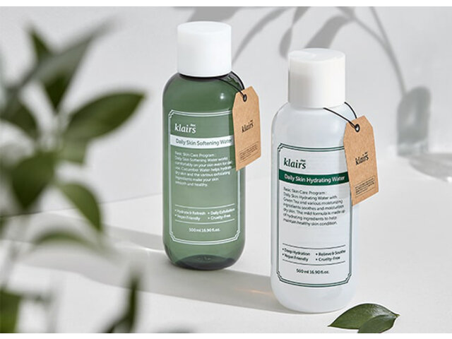 Review toner Klairs cho da khô Daily Skin Hydrating Water có tốt?
