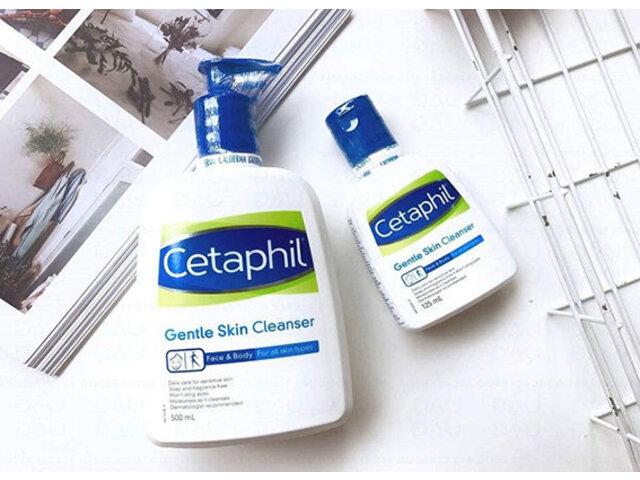 Điểm danh 5 sữa rửa mặt không chứa xà phòng an toàn với da nhạy cảm