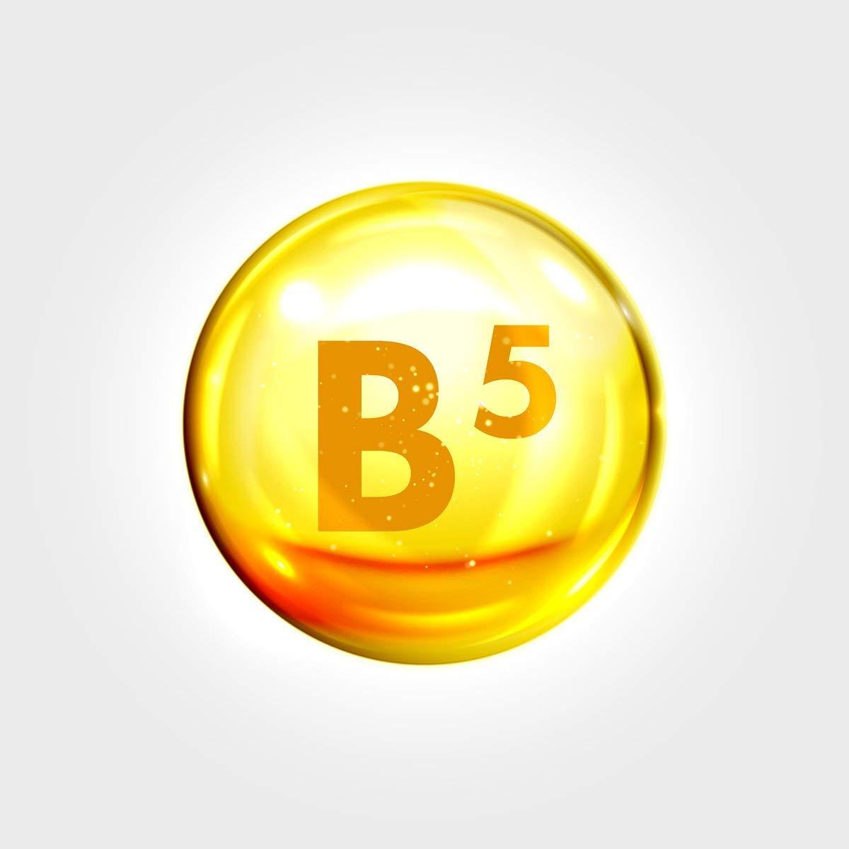 Serum vitamin B5