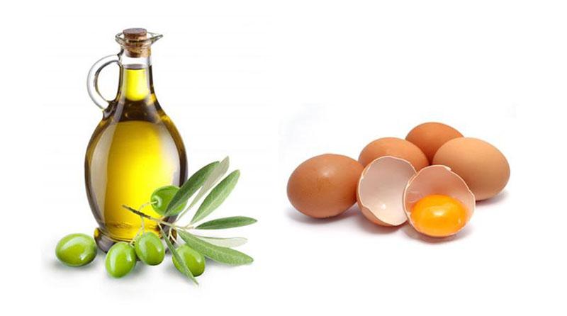 Cách dưỡng tóc bằng trứng gà đơn giản