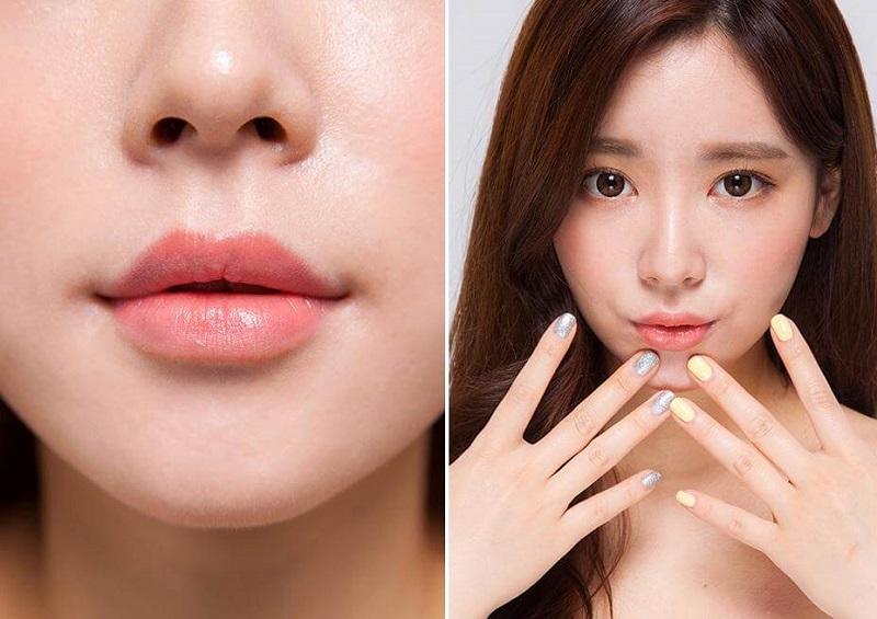 Học hỏi cách trị thâm môi từ mỡ trăn nhanh chóng