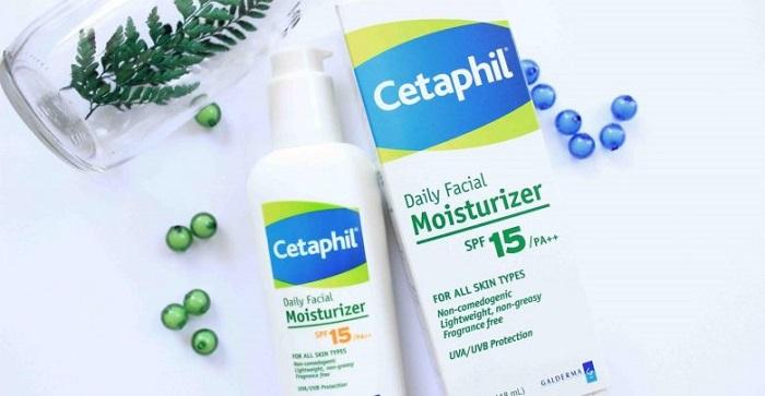 Kem chống nắng Cetaphil Daily Facial Moisturizer có gì?