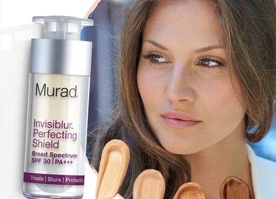 Murad – kem chống nắng chống ô nhiễm, lão hóa cực đỉnh