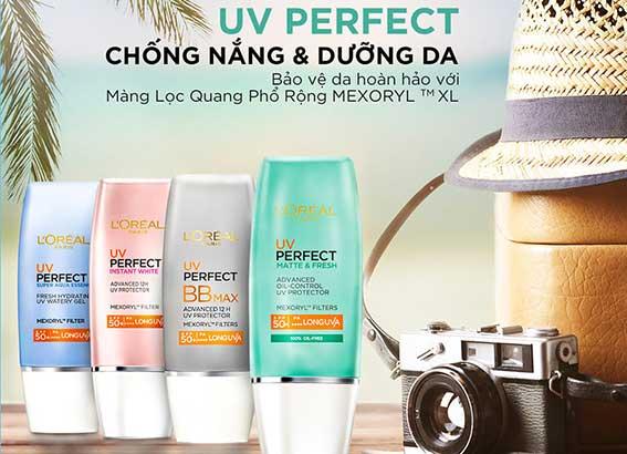 L'Oreal UV Perfect Aqua Essence