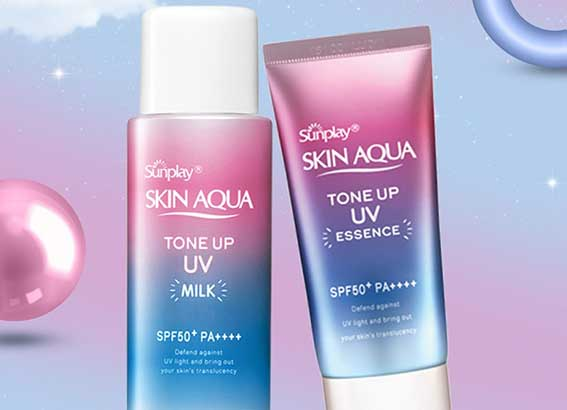 Kem chống nắng Sunplay Skin Aqua Clear