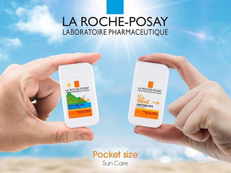 Dược mỹ phẩm Pháp phát huy tối đa khả năng chống nắng