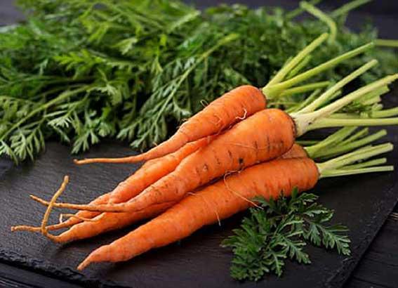 Bật mí bí kíp làm đẹp da với cà rốt cực dễ thực hiện