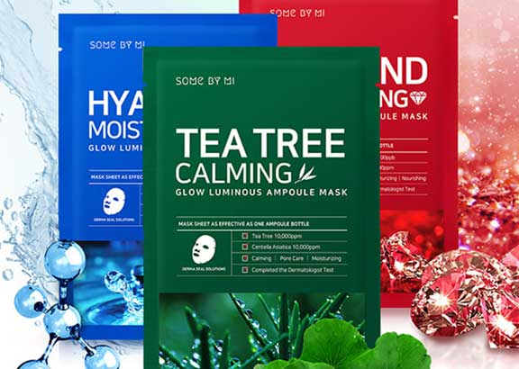 Mặt nạ Some By Mi Tea Tree Calming Sheet