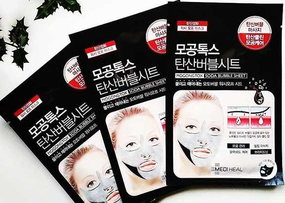 Mặt nạ thải độc Mediheal