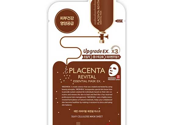 Mặt nạ Mediheal Placenta Revital