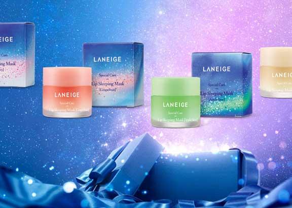 Laneige là một thương hiệu mỹ phẩm làm đẹp của tập đoàn tập đoàn Amore Pacific hàng đầu Hàn Quốc hiện nay