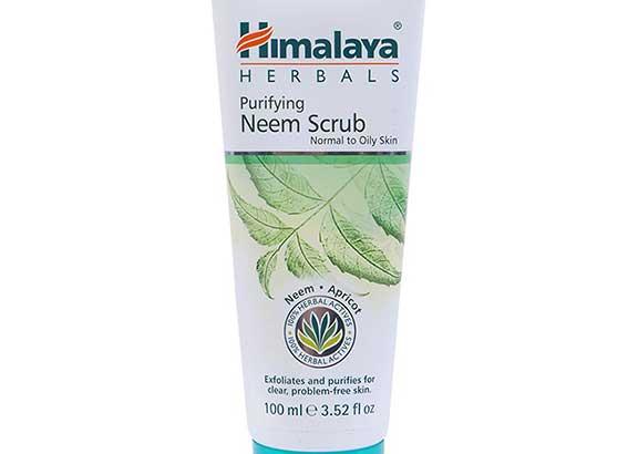 Kem Tẩy Tế Bào Chết Himalaya Herbals Tinh Chất Lá Neem