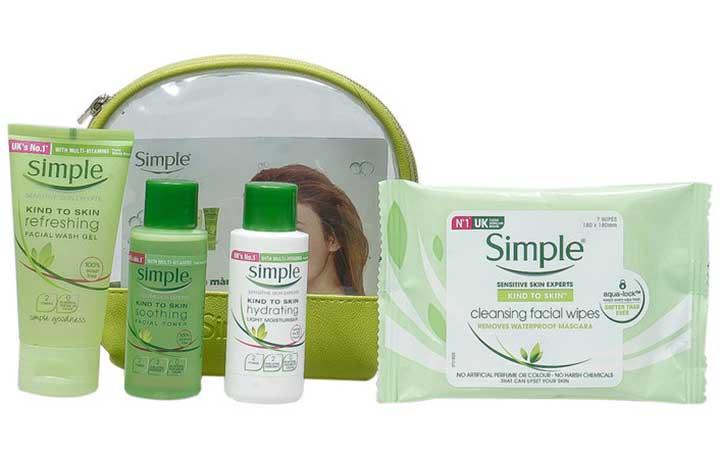 Simple – thương hiệu mỹ phẩm chăm sóc da hàng đầu tại Anh