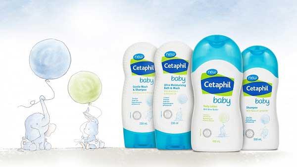 Sữa Tắm Gội cho Bé Cetaphil Baby Wash & Shampoo