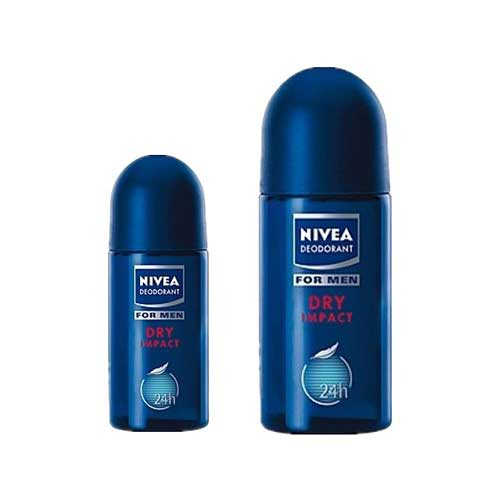 Lăn Khử Mùi Cho Nam Dry Impact Plus Nivea