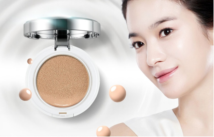 BB cushion Laneige whitening