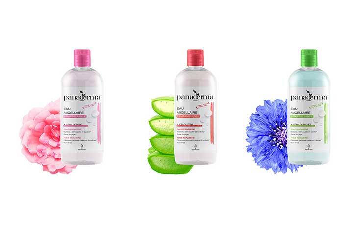 Panaderma là thương hiệu mỹ phẩm chăm sóc da đến từ nước Pháp