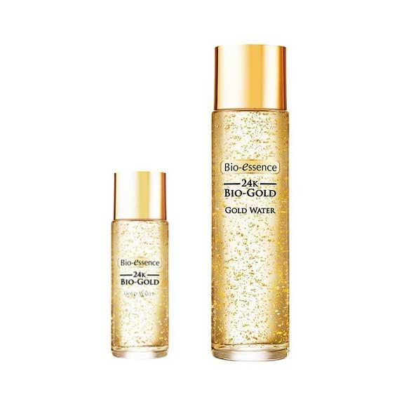 Nước dưỡng ngăn ngừa lão hóa chiết xuất Vàng 24k Bio-Gold Gold Water