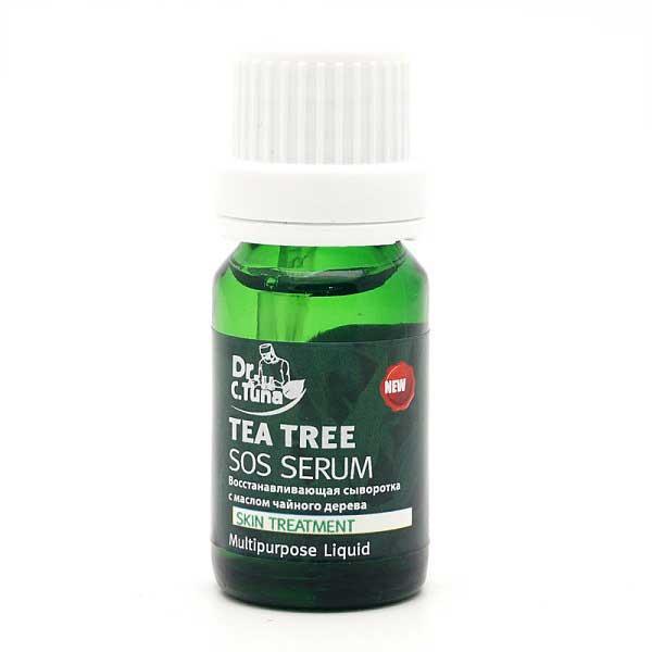 Serum Trị Mụn Cấp Tốc Tea Tree Sos Farmasi