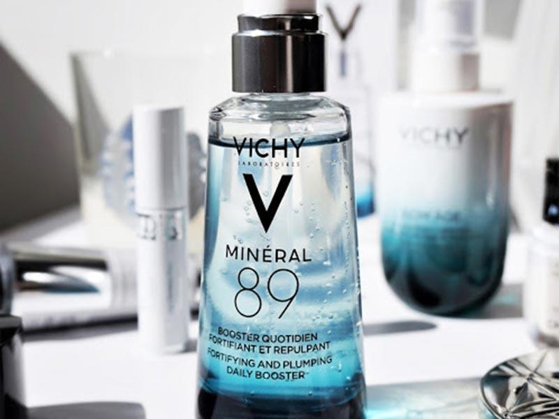 Vichy Mineral 89 Phục Hồi, Bảo Vệ Da
